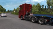 Hyundai Xcient for Euro Truck Simulator 2 miniature 2