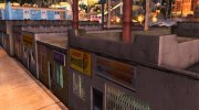 East LS Alley - Retextured for GTA San Andreas miniature 2
