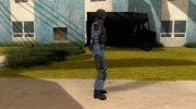 Swat из Point Blank for GTA San Andreas miniature 4