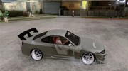 Nissan Silvia S15 Drift Style for GTA San Andreas miniature 5
