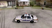 Ford Crown Victoria Police for GTA San Andreas miniature 2