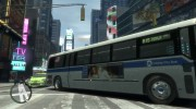 GMC Rapid Transit Series City Bus for GTA 4 miniature 5