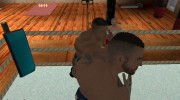 CM Punk for GTA San Andreas miniature 3