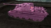 Шкурка для Pink Panther II для World Of Tanks миниатюра 2