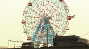 GTA IV Ferris Wheel Liberty Eye  миниатюра 4