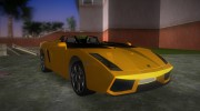 Lamborghini Concept S for GTA Vice City miniature 2