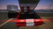 Ford Mustang Cobra 1976 for GTA Vice City miniature 8
