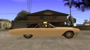Ford Thunderbird 1964 for GTA San Andreas miniature 5
