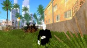 Slender man version 3 for GTA San Andreas miniature 3