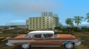 Chevrolet Bel Air 1957 Sedan for GTA Vice City miniature 6