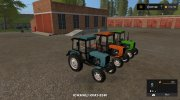 ЮМЗ-8240 версия 1.1 от 06.09.19 for Farming Simulator 2017 miniature 1