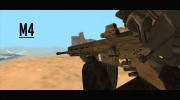 Realistic Military Weapons Pack  миниатюра 11