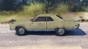 Plymouth Fury III for Spintires 2014 miniature 2