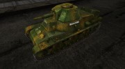 Шкурка для PzKpfw 38H735(f) for World Of Tanks miniature 1