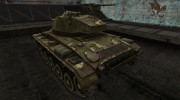 Шкурка для M24 Chaffee for World Of Tanks miniature 3