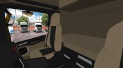 Scania S730 With interior v2.0 for Euro Truck Simulator 2 miniature 10