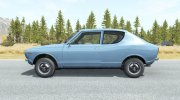 Datsun Cherry 100A 2-door (E10) 1972 for BeamNG.Drive miniature 2