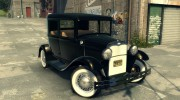 Ford T 1927 for Mafia II miniature 1