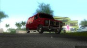 Ford E-150 Gang Burrito for GTA Vice City miniature 4