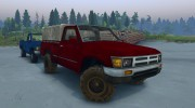 Toyota Hilux for Spintires 2014 miniature 4