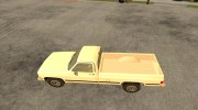 GMC Sierra 2500 for GTA San Andreas miniature 2