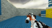 CS:GO AWP Asiimov for Counter-Strike Source miniature 5