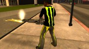 Monster energy suit pack для GTA San Andreas миниатюра 5