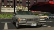 1986 Chevrolet Caprice Brougham 3.0 for GTA San Andreas miniature 1