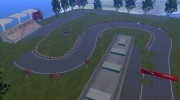F1 Shanghai International Circuit для GTA San Andreas миниатюра 8