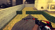 M4A1 Cyrex Retexture for Counter Strike 1.6 miniature 3