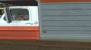 1971 Ford F-350 U-Haul для GTA Vice City миниатюра 5