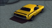 Plymouth Hemi Cuda for Street Legal Racing Redline miniature 3