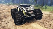 Lykan HyperSport monster truck for Spintires 2014 miniature 1