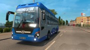 Hyundai Universe for Euro Truck Simulator 2 miniature 1