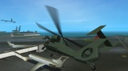 GTA V FH-1 Hunter for GTA Vice City miniature 4