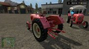 Porsche Junior for Farming Simulator 2017 miniature 2
