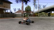 Stage 6 Kart Beta v1.0 for GTA San Andreas miniature 4