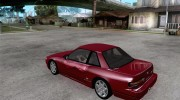 Nissan Silvia S13 Tunable for GTA San Andreas miniature 3