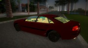 Audi A8 4.2 Quattro for GTA Vice City miniature 3