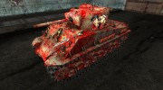 M4A3E8 Sherman в стиле игры Team Fortress 2 for World Of Tanks miniature 1