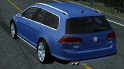 Volkswagen MK7 Golf Alltrack for Street Legal Racing Redline miniature 3