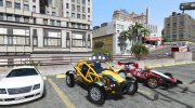 Ariel Nomad 2016 HQ (Extras) for GTA 5 miniature 1