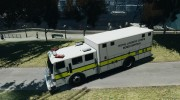 Royal Logistic Corps Bomb Disposal Truck для GTA 4 миниатюра 2