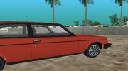 Volvo 242 Turbo Evolution v.2.0 for GTA Vice City miniature 8