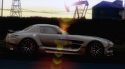 Mercedes-Benz SLS AMG Black Series 2013 для GTA San Andreas миниатюра 9