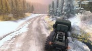 Зима for Spintires DEMO 2013 miniature 6