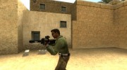 Silenced P90 for Counter-Strike Source miniature 5