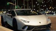 Lamborghini Huracan Performante 2016 for GTA 5 miniature 3