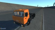 КамАЗ-65115 for BeamNG.Drive miniature 1