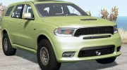 Dodge Durango SRT (WD) 2018 for BeamNG.Drive miniature 1